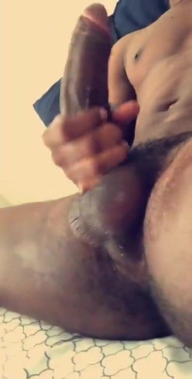 Huge Black Dick Black Pussy