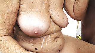 90 years old mom rough fucked