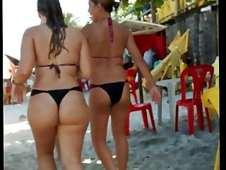 White bikini thong Pawg bikini thong