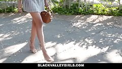 BlackValleyGirls - Sexy Teen Steals White Girls Boyfriend