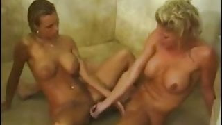 Keri Windsor and Holly Halston