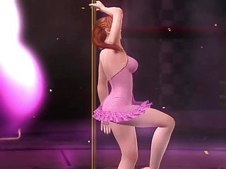 Nude pole dancing video Hot and sexy kasumi pole dancing for you.