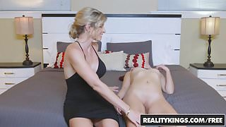 RealityKings - Step Moms Lick Teens - Brooke Haze Cory Chase - Po
