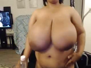 Japanese oil boobs Huge boobs oil