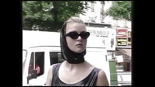 Viola Clips - Natalia's Latex Strut
