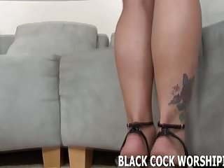 White pussy big black foot cock - Big black cocks get my tight white pussy so wet