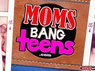 Teen mom jo Moms bang teen - mom and stepdaughter share