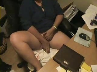 Clip daily free mature video Hidden cam. my nasty mum daily masturbation at computer