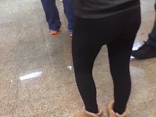 Hockey player fuck video free Teen ass in leggings at the hockey game