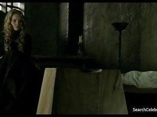 Tudor sex tape Tamzin merchant - the tudors s04e05