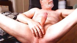 Grandpa Jerks off