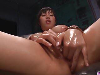 Amatuer asian porn video - Strong pov asian porn with naked azusa nagasawa