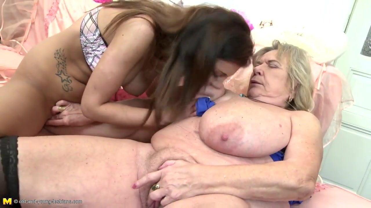 Sucking Big Tits Lesbian
