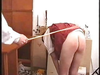 Gay spank cane - Freak of nature 49 caning mature