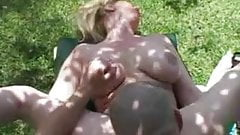Big titted Mature Lady Fucking Young Student M27