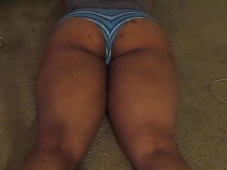 Flexing bodybuilder sexy webcam - Sexy ebony ass flexing 1