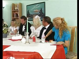 Hot meg sex - Bea dumas wedding reception orgy this is hot