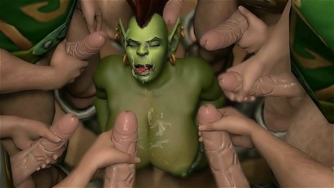 3D Porn Studiofow Men 3d toon