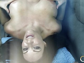Cherokee gets tit fucked - Sexy milf charlee chase gets tit fucked