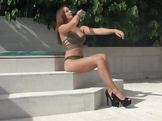 Hot escort fuck - Fucking a hot escort outdoor