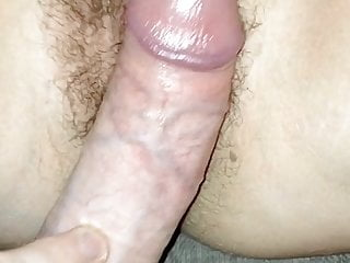 Wet sloppy asses video clips Very hairy wet sloppy bush slapped with big fat cock