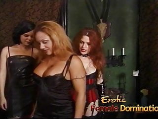 Bondage dungeon equipment store Raunchy lesbian sluts have some kinky fun in the dungeon