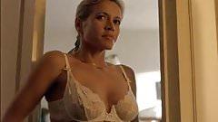 Jan Svandova and her breasts
