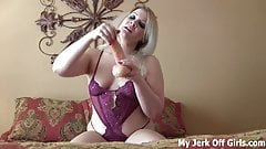 I am going to make you bust your load all over the place JOI