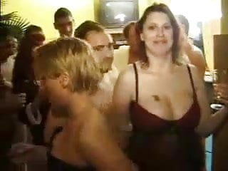 Naughty swinger party German swinger party orgy - part 1 - by poliu