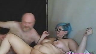 Cuckold husband films while his hot wife get fucked by BBC
