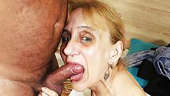 ugly 84 years old mom deep fucked