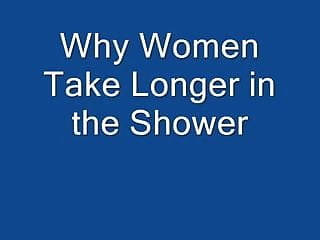 Cindy meston why women have sex Why women take longer in the shower - by nwst