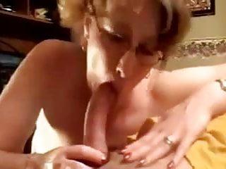 Penis vibration sensation - Sensational deepthroat blowjob by mature amateur wife