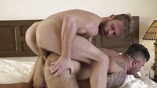 Adam and Gabriel flip flop