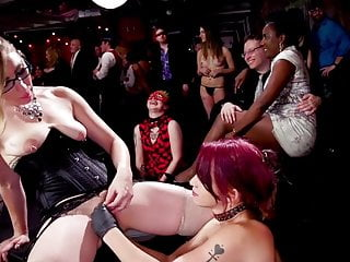 Lesbian bdsm fisting dvds - Lesbian fisting on a hardcore bdsm party