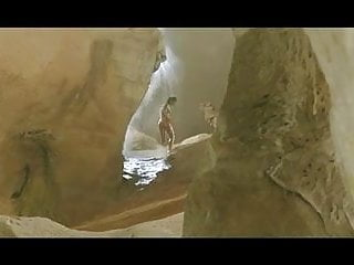 Boondocks nude scene - Phoebe cates nude scene - paradise nude by the waterfall