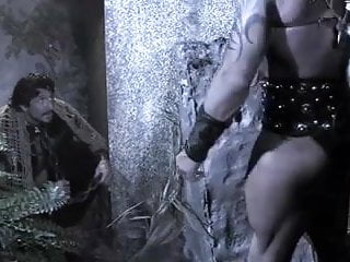 Nude barbarian girls Conan the barbarian clip3