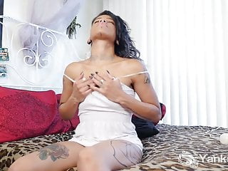 Vocalizations human male orgasms - Yanks jessica creepshows very vocal hitachi use