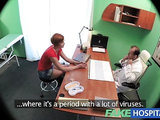 Escort notes Fakehospital sexy redhead will do anything for a sick note