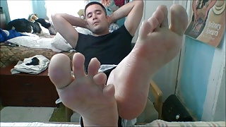 Xandro My Feet Are Aching for Your Tongue