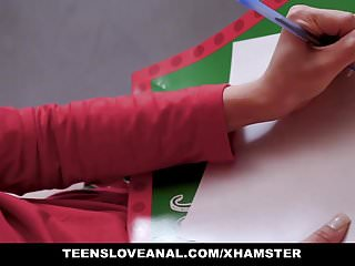 Christmas fuck videos Teensloveanal - hot teen robbed and fucked during christmas