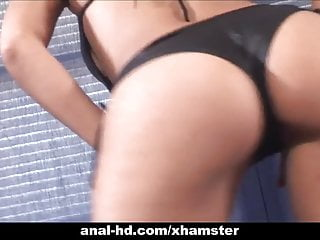 Shy love nude video Latina babe shy love in anal threesome