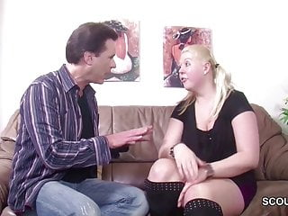 Step daughter fucks step mom Stepdaddy seduce step-daughter to fuck when mom not home