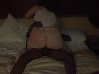 Big fat ass in Slutwife big fat ass riding lucky man and hubby film
