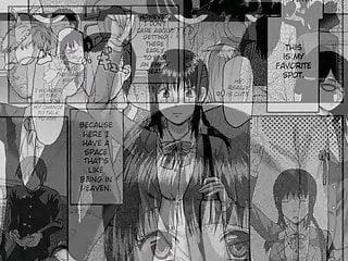 Hentai anal squirting Chikan hentai 001