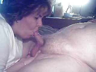 Blow job wife pics - Ex wife blow job