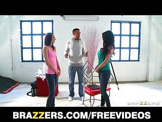 Photographers models nude Brazzers - big-tit model veronica fucks her photographer