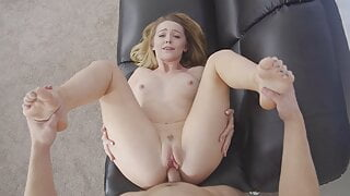 Tight pussy of Nikole Nash gets rammed deep by PD