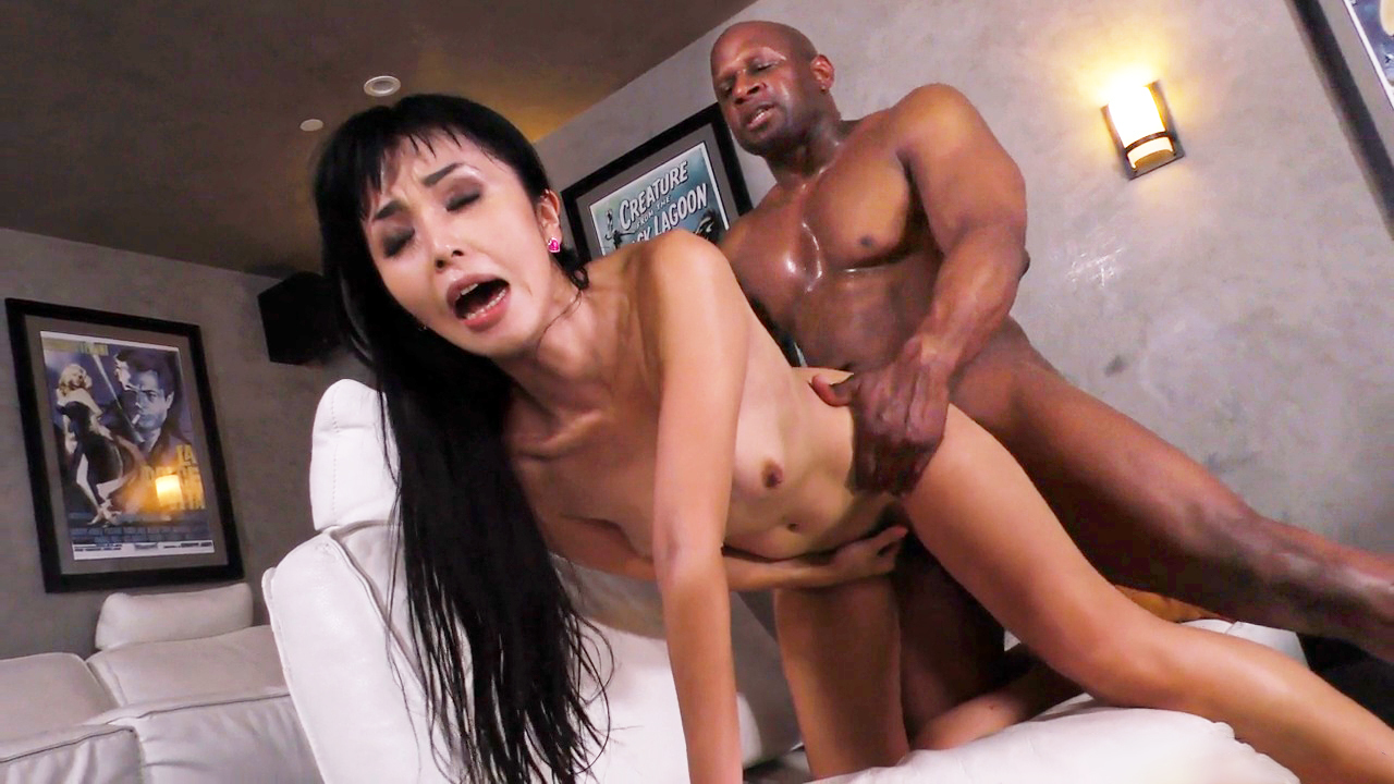 Claire Dames Interracial Anal