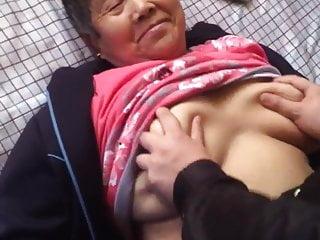 Amaeur porn video Asian amaeur granny enjoy it